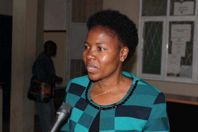 Ester Nhancale, Director of the Second Civil Registry of Maputo