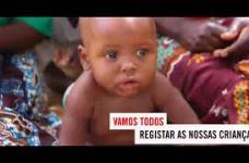 Campanhas de mobilização social para adesão aos registo de nascimento e de obito.