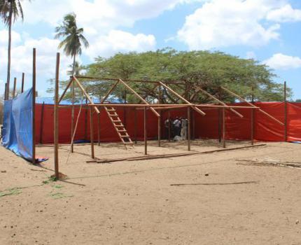 Depois do Kenneth, Save the Chldren instala Espaços de Aprendizagem Temporária em Cabo Delgado
