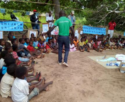 Educating Children Together (ECT2) In Mozambique (Reading Camps)