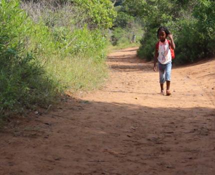 ECCD desperta e resgata sonhos de dezenas de crianças da localidade de Cuco