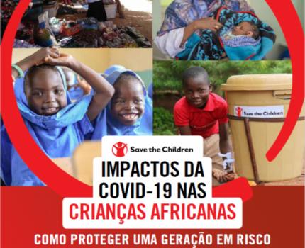 Impactos do COVID-19 em crianças africanas
