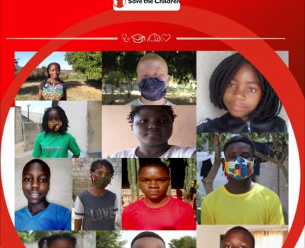 Crianças falam do Impacto da COVID-19 nas suas vidas.